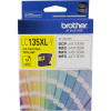 BROTHER LC135XLY INKJET CART Yellow 1200pg High Yield