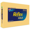 REFLEX TINTS COPY PAPER A4 80gsm Gold