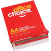 OFFICE CHOICE SHEET PROTECTORS A4 COPYSAFE Box of 100 25150oc