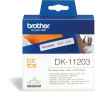 BROTHER LABEL PRINTER LABELS File Folder 17X87mm White