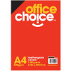 OFFICE CHOICE BINDING COVERS Leathergrain Black