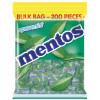 MENTOS LOLLIES Spearmint Pillow pack 540g 413481