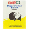 TRAFALGAR RESUS FACE SHEILD FAC Disposable Resus Face