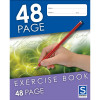 Sovereign 225x175 Exercise Books 8mm 48pg