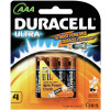 DURACELL ULTRA BATTERY AAA 4/Card