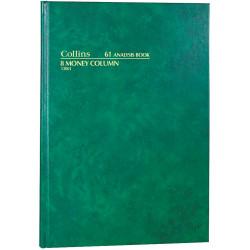 COLLINS ANALYSIS 61 SERIES A4 8 Money Column Green