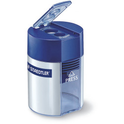 STAEDTLER PENCIL SHARPENER Single Hole Barrel 511-001