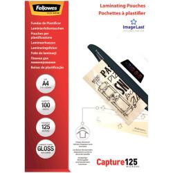 Fellowes Laminating Pouches A4 100 Micron