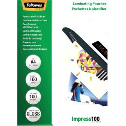 Fellowes Laminating Pouches A3 80 Micron