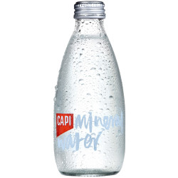 CAPI BOTTLED WATER STILL 250ml Box of 24