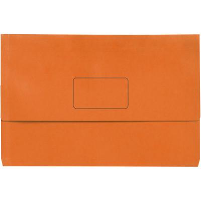 MARBIG SLIMPICK WALLET BRIGHT Foolscap Orange Pk10