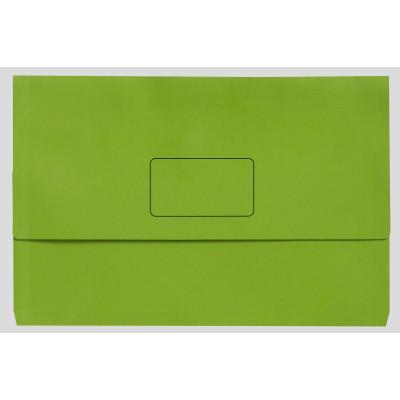 MARBIG SLIMPICK WALLET BRIGHT Foolscap Green Pk10