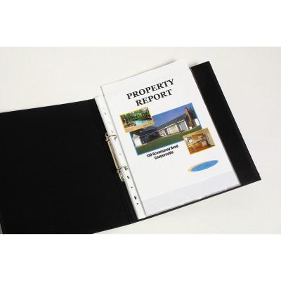 MARBIG COPYSAFE SHEET PROTECTR Economy A4 Low Glare Bx100