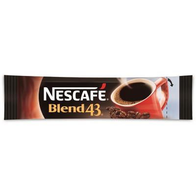 NESCAFE BLEND 43 COFFEE Stick Pack 1000