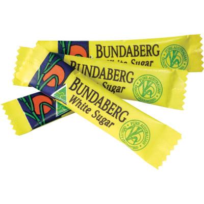 BUNDABERG WHITE SUGAR Sticks Pack 2000 - 313657